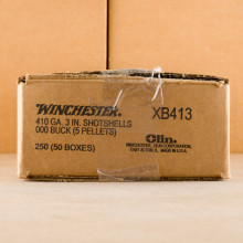 Photograph of Winchester 410 Bore 000 BUCK for sale at AmmoMan.com