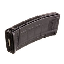 Photograph showing detail of AR-15/M16 MAGAZINE - 30 ROUND MAGPUL PMAG GEN 2 MOE BLACK (1 MAGAZINE)