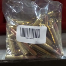 308 WINCHESTER MIXED BRASS AND NICKEL PLATED (50 ROUNDS)