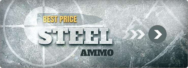 Best Price - Steel Ammo